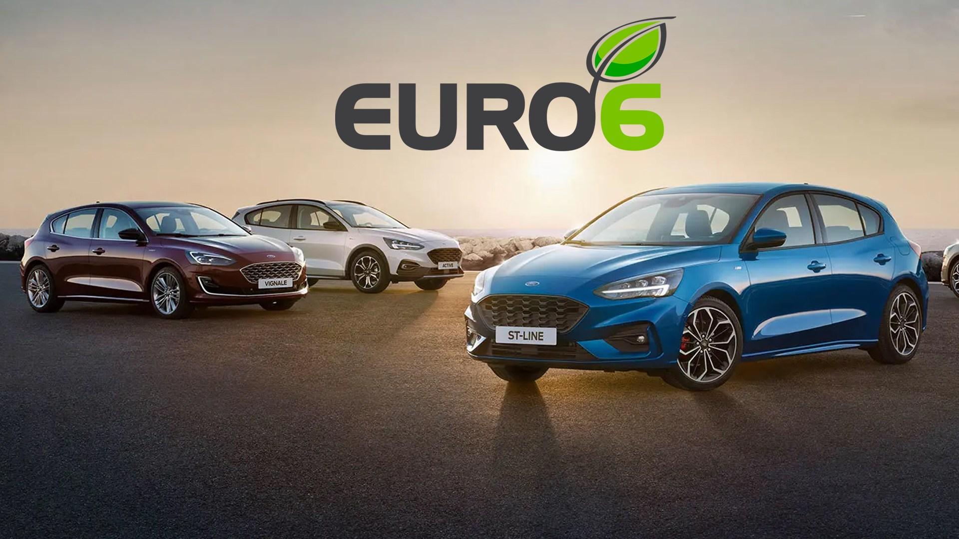 coches que cumplen euro 6 diesel