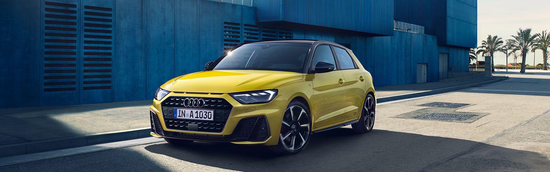 Nuevo Audi A1 Sportback de renting