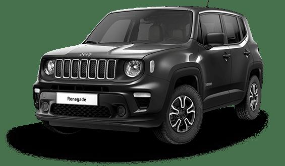 La Jeep Renegade è uno dei SUV più richiesti nel 2020