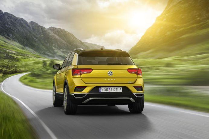 Imagen Volkswagen T-Roc exterior