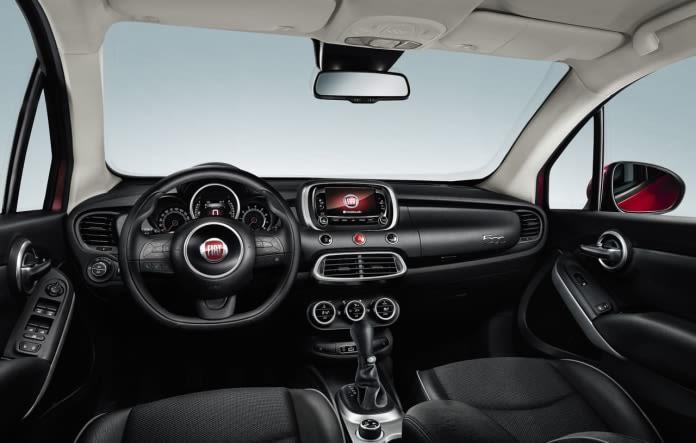 Equipaggiamento Fiat 500X