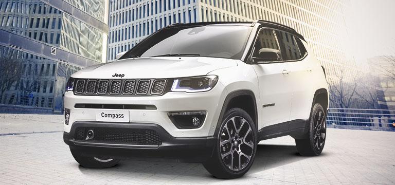 prezzo jeep compass