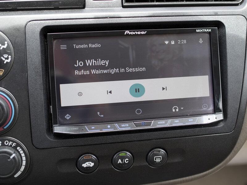 mejores aplicaciones para android auto
