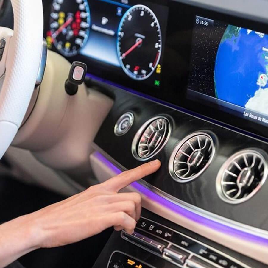 sistema seguridad coche