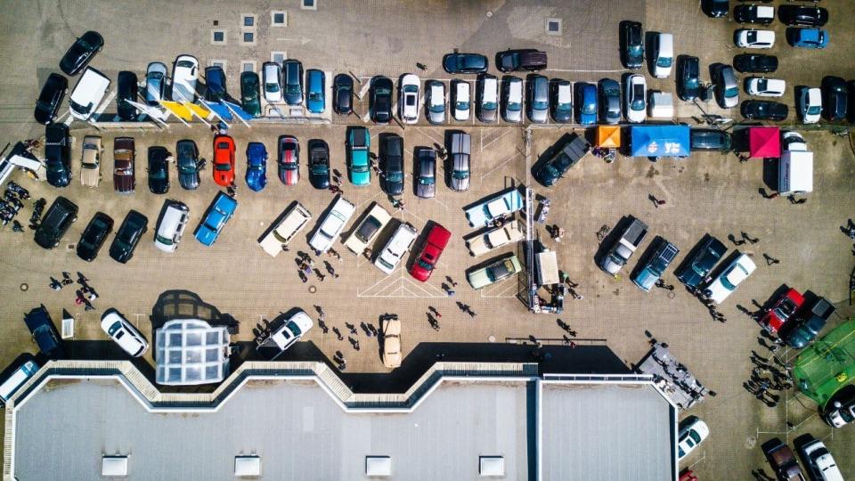 sensor de estacionamiento como funciona