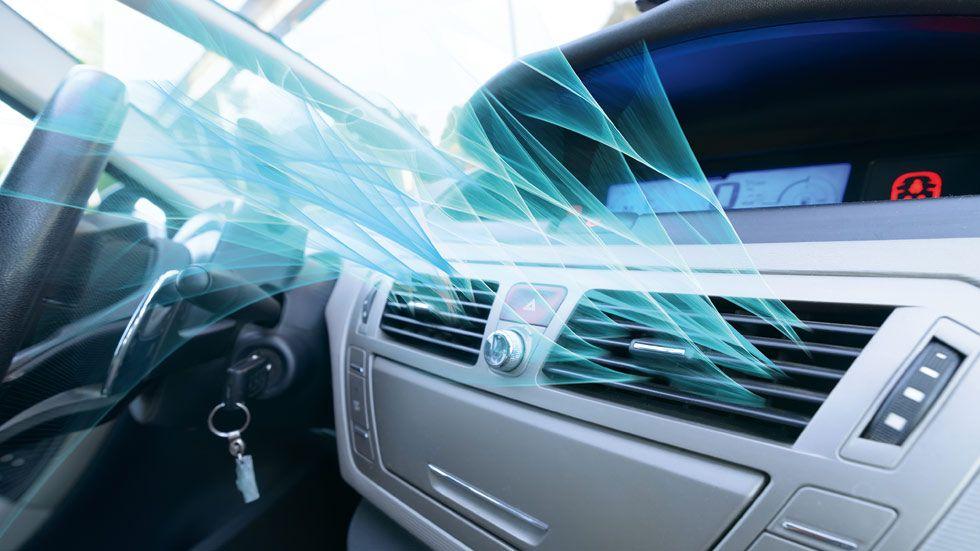 mantenimiento aire acondicionado coche