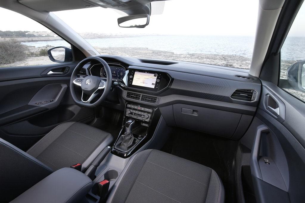 interior t-cross