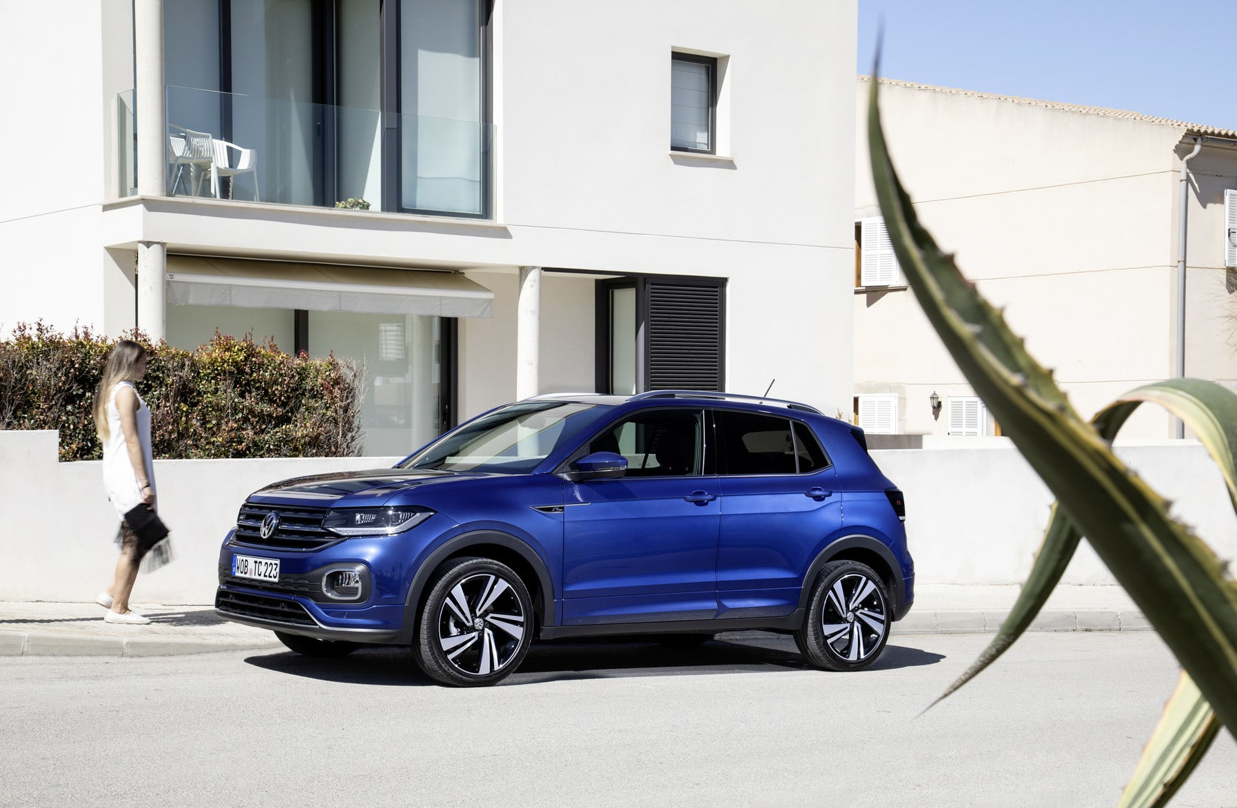 vw tcross opiniones