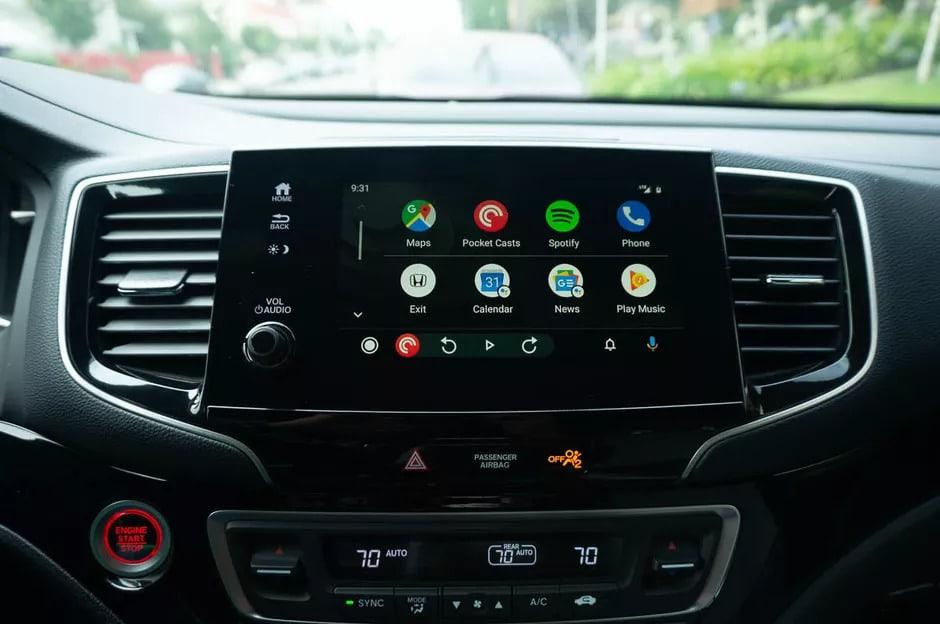 uso de android auto
