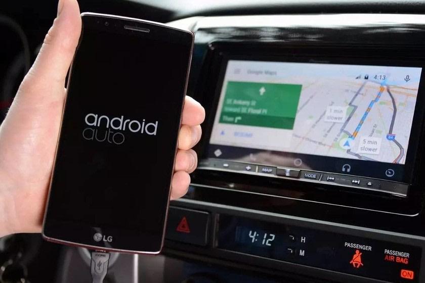 android auto como funciona