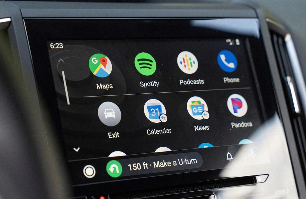 como funciona android auto