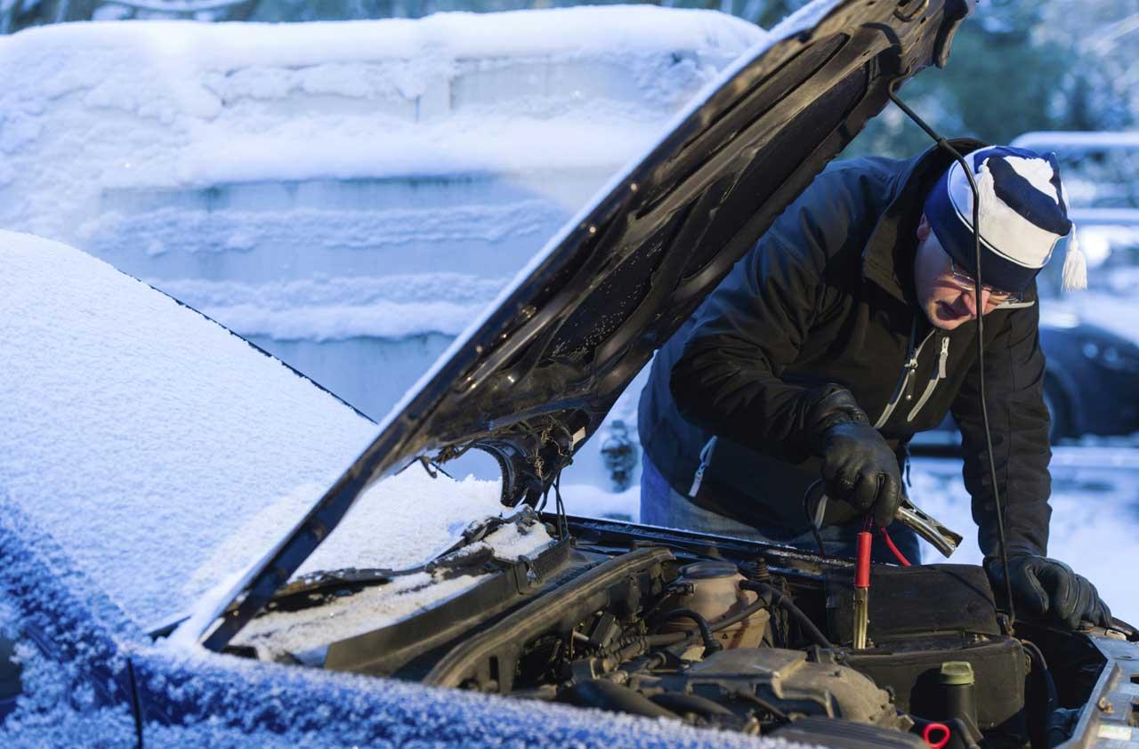 consejos de conducción segura para conducir en la nieve