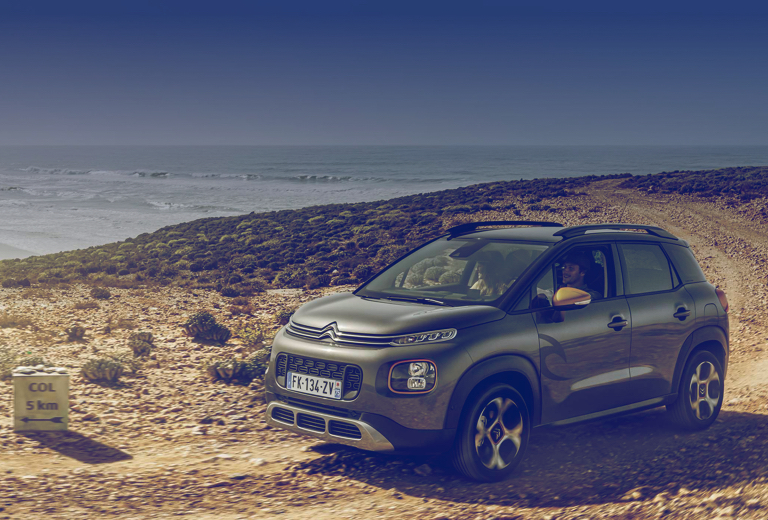 Citroen C3 Aircross background