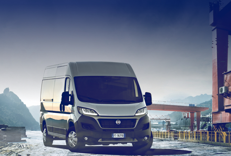 Fiat Ducato background