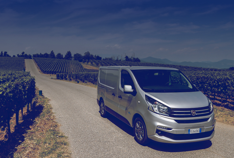 Fiat Talento background