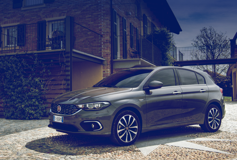 Fiat Tipo background