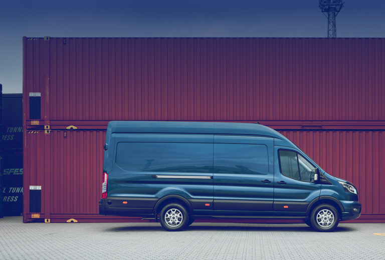 Ford Transit background