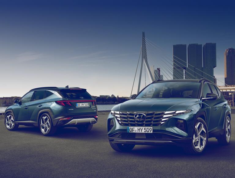 Hyundai background
