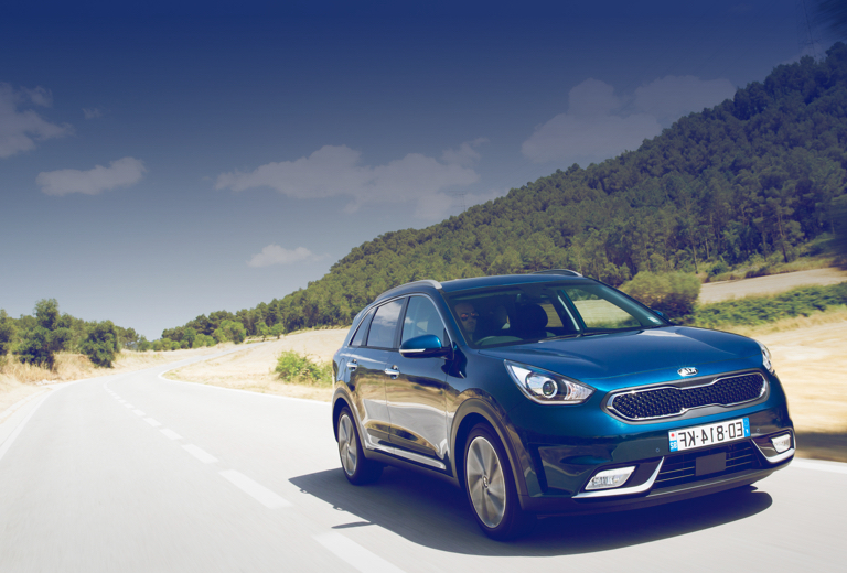 Kia Niro background