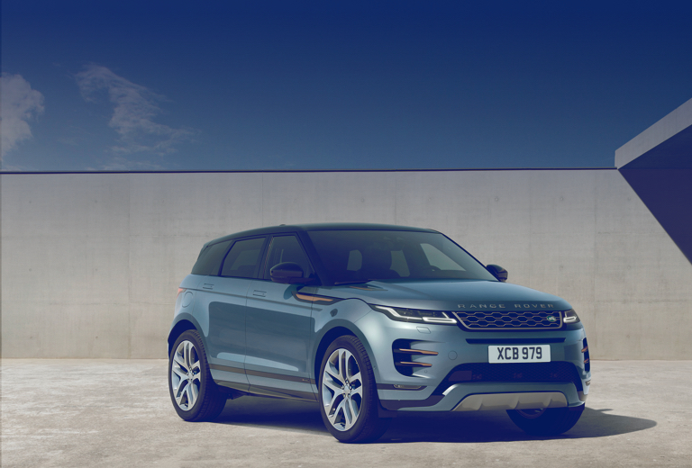 Land Rover Range Rover Evoque background