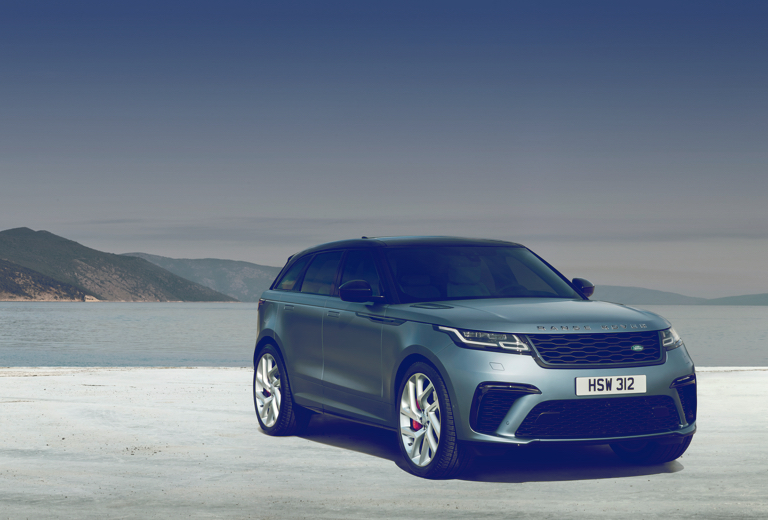 Land Rover Range Rover Velar background