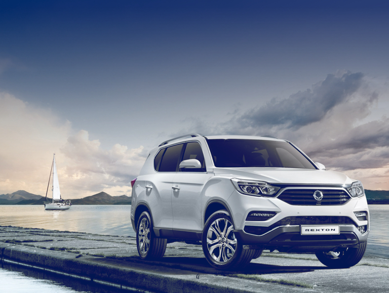 SsangYong background