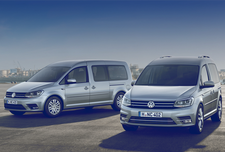 Volkswagen Caddy background