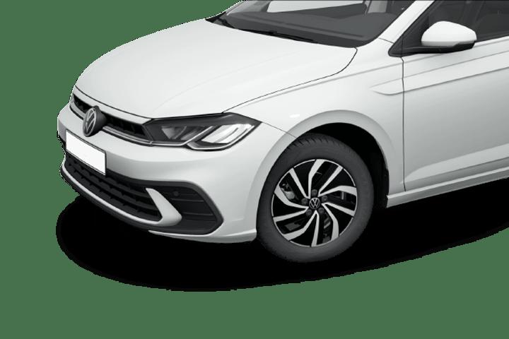 Volkswagen-Polo-1.0 TSI Life-0