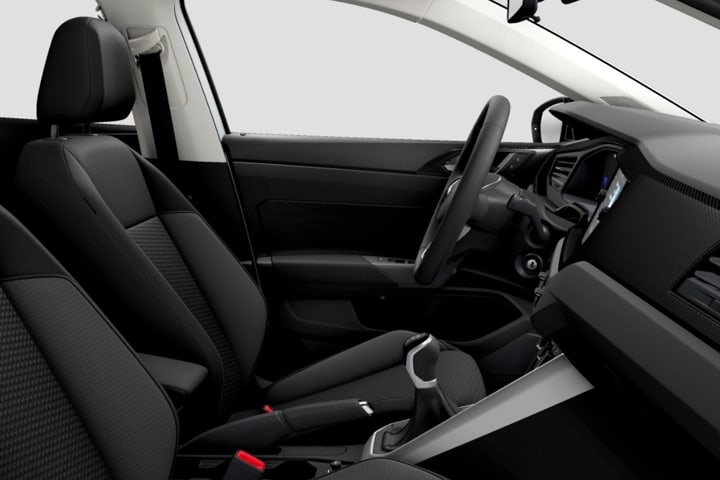 Volkswagen-Polo-1.0 TSI Life-1