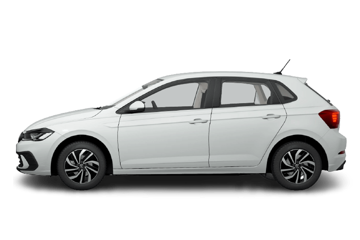 Volkswagen-Polo-1.0 TSI Life-2