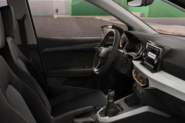 Seat-Arona-1.0 TSI Style-1
