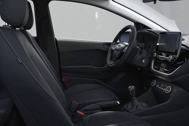 Ford-Fiesta-1.0 EcoBoost MHEV Trend-1