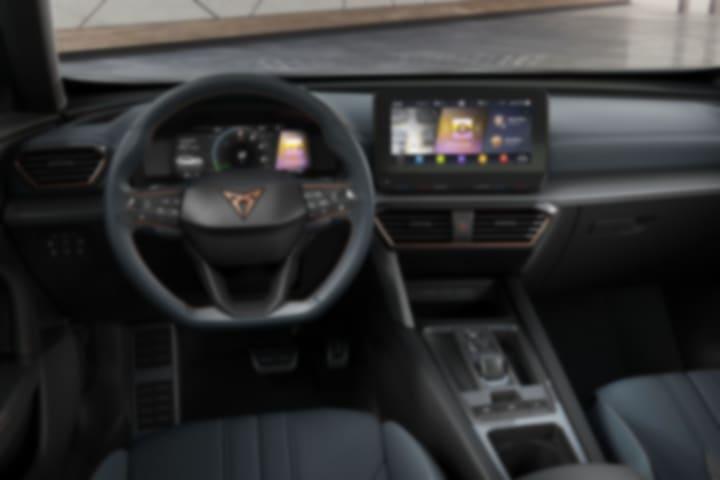Cupra-Formentor-1.4 e-Hybrid DSG-interior