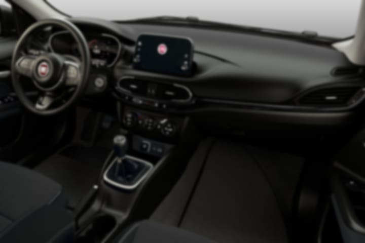 Fiat-Tipo-Life 1.0-interior