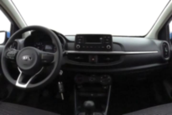 Kia-Picanto-1.0 DPi Concept-interior