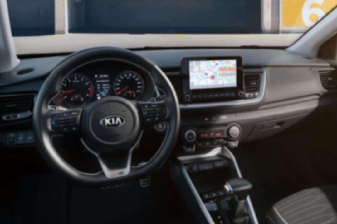 Kia-Stonic-1.0 T-GDi MHEV Drive DCT-interior