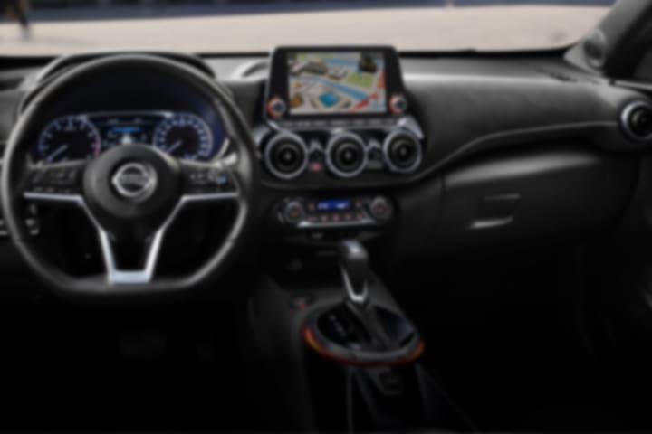 Nissan-Juke-Acenta N-Style 1.0 DIG-T-interior