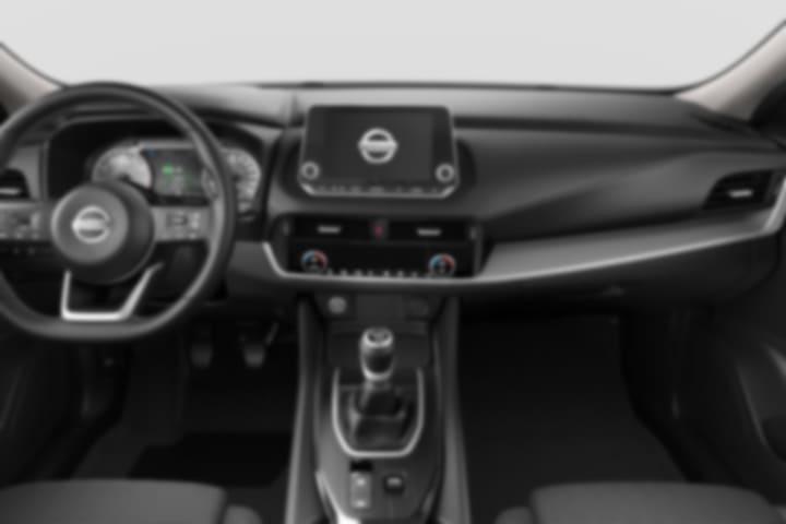 Nissan-Qashqai-1.3 DIG-T DCT-interior