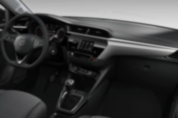 Opel-Corsa-Edition 1.2-interior