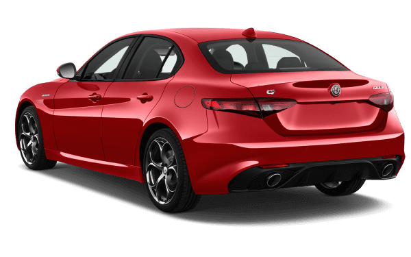 Alfa Romeo-Giulia-2.2 Diesel 110kW (150CV) Super AT-rear