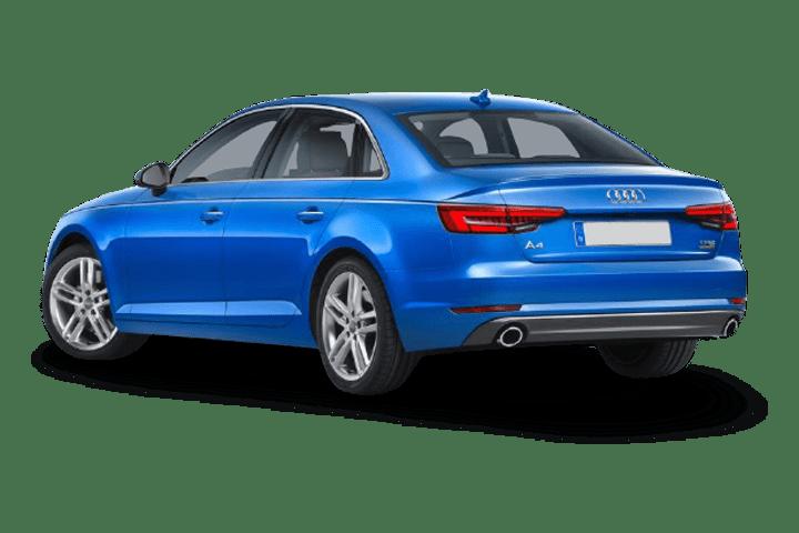 Audi-A4-2.0 TDI 150CV S tronic Advanced edition-rear
