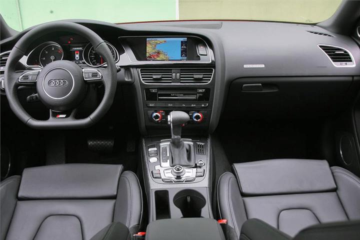 Audi-A5 Sportback-Sportback 2.0 TDI clean d 150CV Advanced-interior