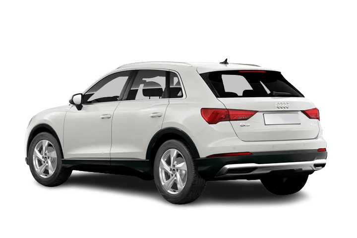 Audi-Q3-45 TFSIe Stronic Advanced-rear