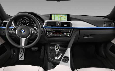 Bmw-Serie 4-420d Gran Coupe-interior