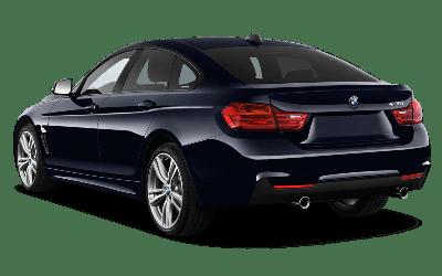 Bmw-Serie 4-420d Gran Coupe-rear