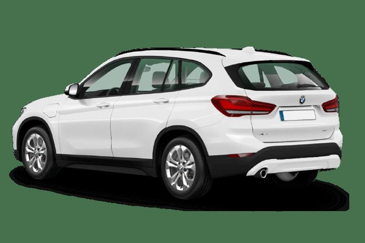 Bmw-X1-xDrive 25e-rear
