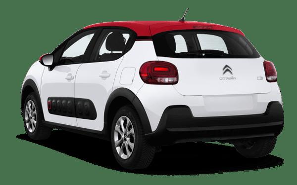 Citroen-C3-PureTech Feel-rear