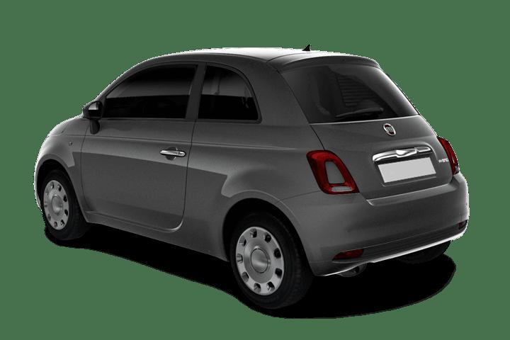 Fiat-500-Cult 1.0 Hibrido-rear
