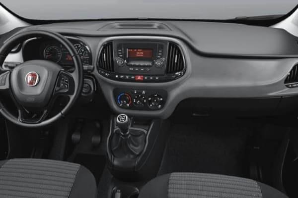 Fiat-Doblo-Cargo SX 1.3 Multijet-interior
