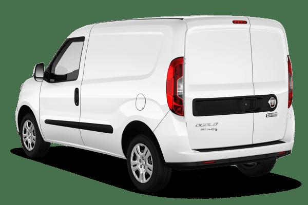 Fiat-Doblo-Cargo SX 1.3 Multijet-rear